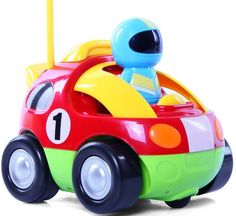 cartoon remote control rc mini po lice cars with music and lights electric radio control