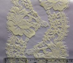 11 yards of French lace Delicate Chantilly lace by DIYLaceAndTulle, $34.00