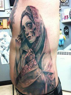 Tattoo D.Muertos