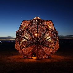 Cozo Sacred Geometry Lights and Sculptures