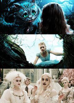 """""""THE Alice?"""" - Alice in Wonderland"""