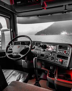 Lets go! ✌️ . . . #scania #norge #norway #travel #ontheroad #friends #life #igdaily #iphonexs Heavy Duty Trucks, Big Rig Trucks, Heavy Truck, Cool Trucks, Scania V8, Truck Interior, Norway Travel, Peterbilt Trucks, Truck Design