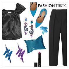 """Your Secret Fashion Tips & Tricks"" by danielle-487 ❤ liked on Polyvore featuring Isa Arfen, Joseph, Merlyn, Anya Hindmarch, Lydia Courteille, Urban Decay, Temptu and fashionhack"