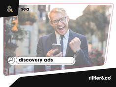 Google Discovery Ads: Warum das Werbeformat sich für Unternehmen lohnen kann