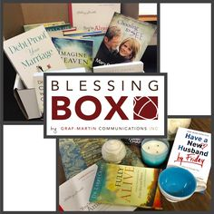Could your church use a bit of blessing? Nominate them to receive 1 of 10 Blessing Boxes valued at over $300 each!