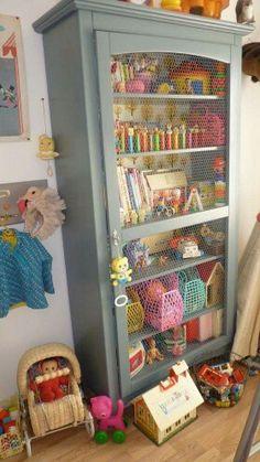 Trendy Ideas For Childrens Toy Storage Ideas Kid Spaces Kids Storage, Toy Storage, Storage Ideas, Hidden Storage, Craft Storage, Storage Design, Storage Room, Closet Storage, Nursery Storage