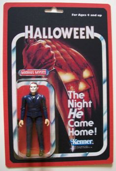 I Want That: Unique action figures for classic movies.