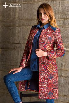 Modest Fashion, Hijab Fashion, Boho Fashion, Girl Fashion, Fashion Dresses, Fashion Design, Kurta Designs, Hijab Stile, Persian Girls