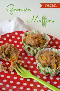 Gemüse-Muffins {vegan}