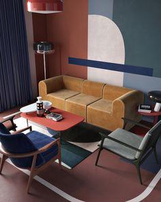 #color inspiration #color in space #red #blue #grey #white #black #modern decor #modern interior #modern furniture #modern #furniture #dekorasyon_stilleri #dekorasyon_trendleri #dekorasyon_renkler #dekorasyon_dünyası #dekorasyon_örnekleri #dekorasyon_trendleri_2017 #dekorasyon #dekorasyon_önerileri #Kuaza #dekorasyon_modelleri #dekorasyon_instagram #dekorasyon_ikea #dekorasyon_pinterest #dekorasyon_ve_tasarım #dekorasyon_salon #dekorasyon_tasarım #dekorasyon_fikirleri…