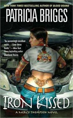By Patricia Briggs - Mercy Thompson Series # 3 - Urban Fantasy #audiobooks