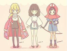 Studio Ghibli Gender Bend