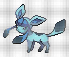 Glaceon by Hama-Girl on DeviantArt