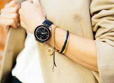 Le bracelet porte élastique à cheveux qui va changer la vie des filles