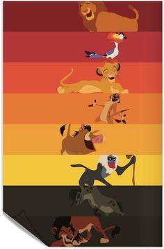 Disney Lion King Poster