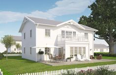 Villa Vaxholm | A-hus