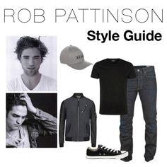 #RobPattinson Style Guide. #GentsCO Five Star Cap.
