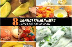 The 8 Greatest Kitchen Hacks Every Cook Should Know