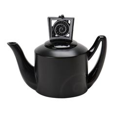 In-Spiral Teapot - a symbol of balance, awareness and release!