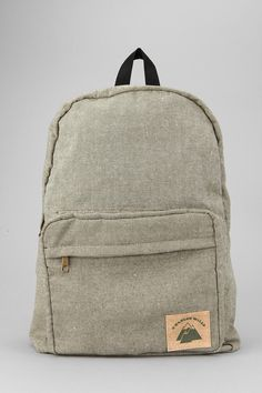 $39.00 O'Hanlon Mills Textbook Backpack  #UrbanOutfitters