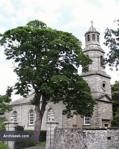 1771 - Royal Hibernian Military School Chapel, Phoenix Park, Dublin