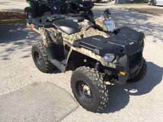 Used 2015 Polaris Sportsman 570 EFI Polaris Pursuit Camo ATVs For Sale in Florida. 2015 Polaris Sportsman 570 EFI Polaris Pursuit Camo, CALL 352-376-2637 FOR THE INTERNET SPECIAL, ASK FOR JOSH OR FRANK!!<br /> <br /> 2015 Polaris® Sportsman® 570 EFI Polaris Pursuit® Camo Hardest Working Features <li>POWERFUL PROSTAR EFI PERFORMANCE</li><p>Now with 22% more horsepower (44 hp) and featuring Electronic Fuel Injection (EFI) and Dual Overhead Cams with 4 valves per cylinder, the 570 starts…
