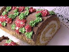 """Торт """"Сказка"""",любимый с детства. - YouTube"""