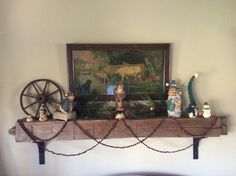 Prim Christmas, Frame, Painting, Home Decor, Art, Picture Frame, Art Background, Decoration Home, Room Decor