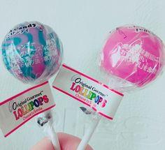 かわい #ロリポップ #キャンディ #飴ちゃん #カラフル #コットンキャンディ #大きい #lollipop #candy #originalgourmet #choosetosmile by komaryo4