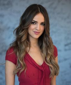 19 Ways to Style Long, Wavy Hair: Long, Ombre Waves