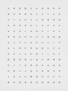 Free Mini Icon Sets