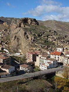 Cervera del Río Alhama - Peña del Castillo