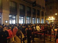 Sobre el lanzamiento en las Apple Stores españolas - http://www.actualidadiphone.com/2014/09/27/sobre-el-lanzamiento-en-las-apple-stores-espanolas/