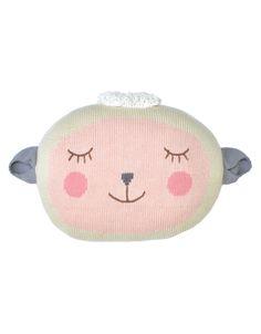 $58- Knit Blankets + Pillows
