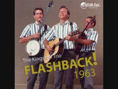 The second troupe of the Kingston Trio (Bob Shane, Nick Reynolds, John Stewart) perform a song made popular by the first incarnation of the group with Dave G...