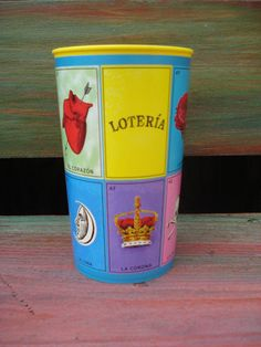 Licensed by Hallmark Mexican Loteria Cup Popular by CasadeCharms