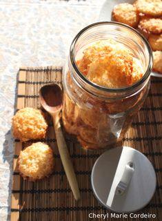 Coconut Cookies at Cheryl Marie Cordeiro