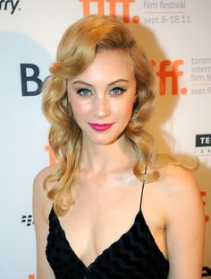Sarah Gadon stars in #TIFF14 Gala Presentation MAPS TO THE STARS
