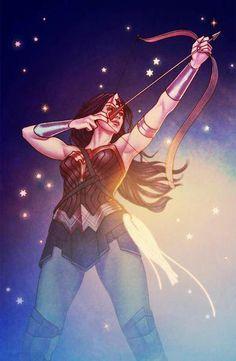 Wonder Woman - Jenny Frison