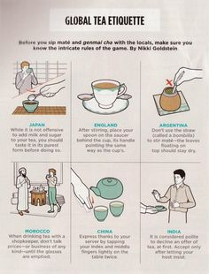 Tea advice