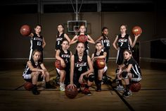 basketball team photography - Google Search