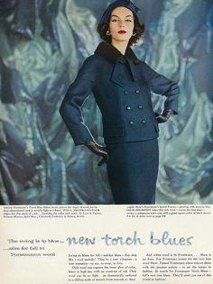 Vogue 1957\