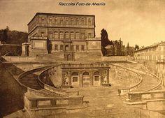 1940 Caprarola Villa Farnese Foto Vasari Renaissance Architecture, Architecture Old, Classical Architecture, Historical Architecture, Cair Paravel, Italian Renaissance, Amazing Places, The Good Place, Medieval