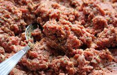 Contacto con lo Divino: Hamburguesas Caseras. Keto, Meatloaf, Risotto, Food, Ideas, Gourmet Burgers, Healthy Recipes, Eating Clean, Clean Eating Meals