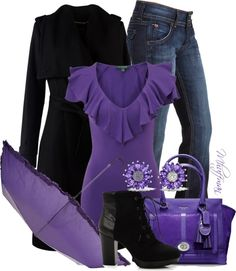 """""""Umbrellas Galore"""" by mhuffman1282 on Polyvore"""