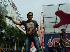 Richie FM at Inbox SCTV #location Miko Mall Kopo Bandung, 12.6.2013