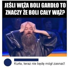 Wtf Funny, Hilarious, Funny Lyrics, Cool Pictures, Funny Pictures, Polish Memes, Weekend Humor, Funny Mems, Bad Memes