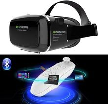 Like and Share if you want this  Shinecon VR 360 Viewing Immersive Virtual Reality 3D VR Headset Google Cardboard Games Glasses Compatible +Remote Controller     Tag a friend who would love this!     FREE Shipping Worldwide     #ElectronicsStore     Buy one here---> http://www.alielectronicsstore.com/products/shinecon-vr-360-viewing-immersive-virtual-reality-3d-vr-headset-google-cardboard-games-glasses-compatible-remote-controller/