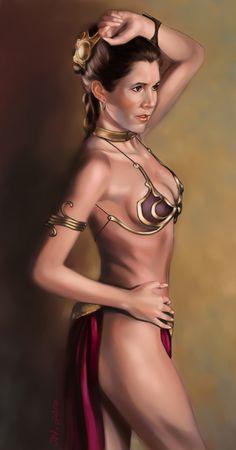 Star Wars Padme Amidala Slave Xxgasm