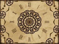 Steampunk kaleidoscope